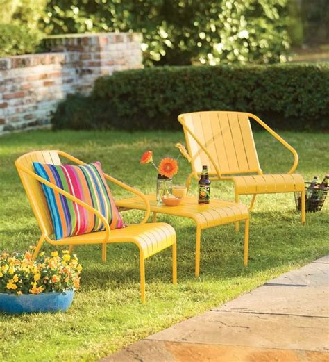 Plow And Hearth Patio Chairs 1000 Ideas About Patio Furniture Sets On