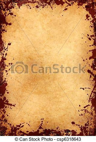 cornici foglio disegni di foglio cornice inchiostro grunge pergamena