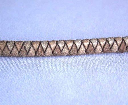 trenza de 4 cabos redonda trenza 4 cabos redonda simil piel trenzados indimar