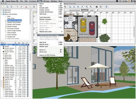 sweet home 3d free interior design software for windows free interior design software for mac