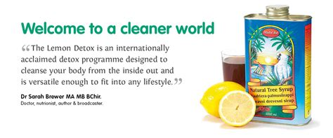 The Lemon Detox Diet by The Lemon Detox The Lemon Detox Dietthe Lemon Detox