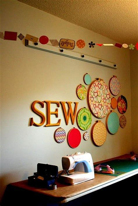 Sewing Room Wall Decor by 25 Unique Quilting Room Ideas On Sewing Rooms