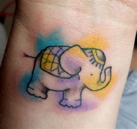 elephant tattoo on wrist elephant wrist designs ideas and meaning tattoos