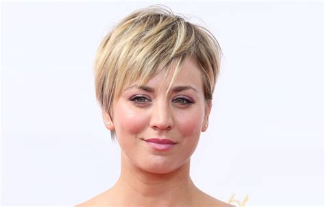 big bangs pennys hair cut kaley cuoco hat die haare ab