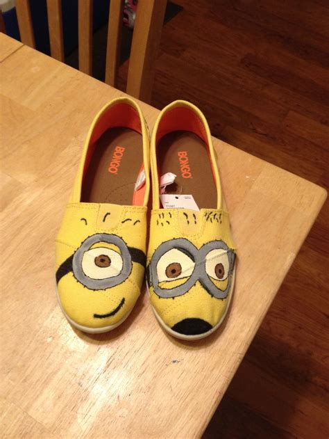 diy minion shoes diy minion shoes oh cool shoes