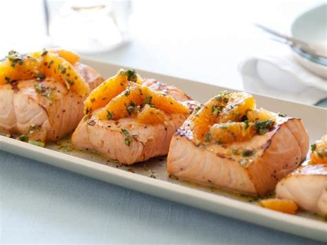 salmon food salmon recipes food network food network