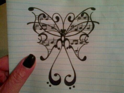 butterfly tattoo i am legend 237 best images about music note tattoos on pinterest