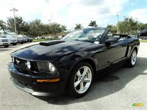 2009 Ford Mustang Convertible 2009 Ford Mustang Gt Cs California Special Convertible