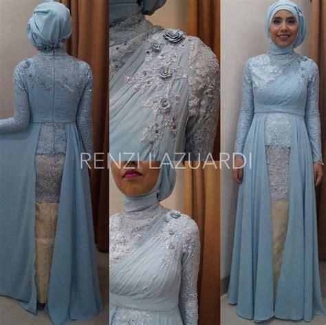 Model Baju Modern baju kebaya debusana fashion