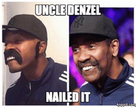 Uncle Meme - uncle denzel kappit