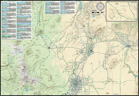 oregon road map detailed oregon map afputra