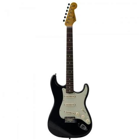 Gitar Clasic Ggx 102 guitarra strato g 101 preta giannini mundomax