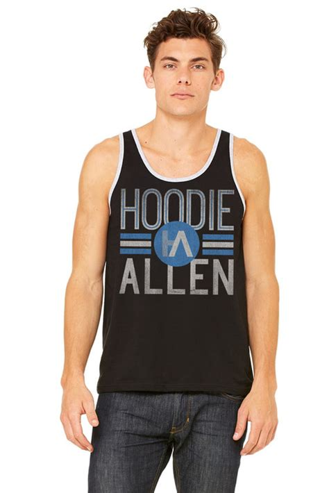 Who Wants Allen Swag by Zzummer Tank 183 The Hoodie Allen Swag Shop 183 Store