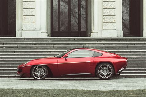 alpha romeo disco volante production alfa romeo 8c based disco volante shows up in