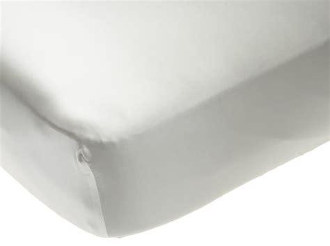 Crib Sheet Size Standard by Spasilk 100 Silk Standard Size Crib Sheet Dealtrend