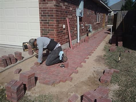Pavers Installation In Houston Tx Landscaping Stones Houston