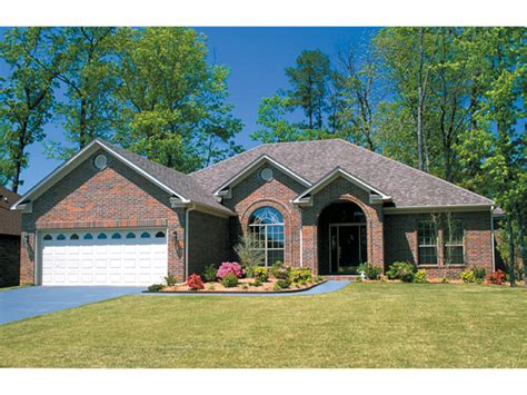Traditional Ranch Style House Plans by Harrahill Traditional Home Plan 055d 0031 House Plans