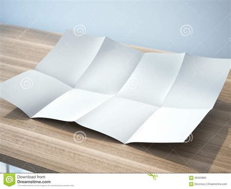 Folded Sheet Of Paper - white folded sheet of paper stock photo image of