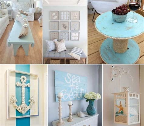amazing diy nautical home decor projects