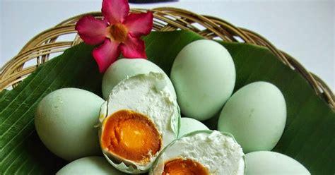 teks prosedur  membuat telur asin