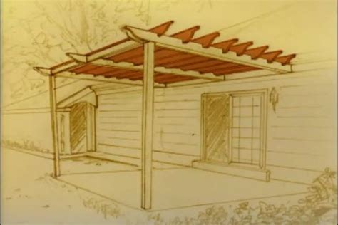 how to construct a pergola how to build a pergola a concrete patio