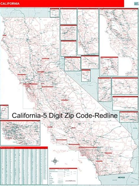 southern california map with zip codes california zip code map with wooden rails from onlyglobes