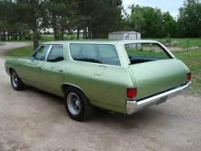 1972 Chevrolet Station Wagon Chevelle Wagon For Sale Autos Weblog