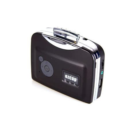 cassetta usb ezcap portable cassette pour mp3 digital media