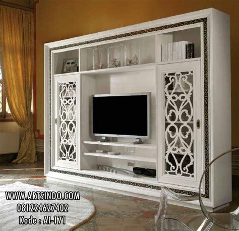 desain lemari tv klasik lemari tv hias model klasik kontemporer ai 171 arts indo