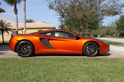 orange mclaren 12c mclaren mp4 12c orange pixshark com images