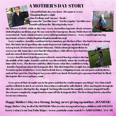 day story a mothers day story