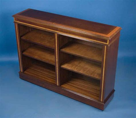 antique style mahogany bookcase for sale antiques