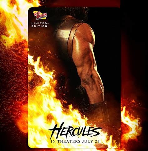 Red Robin Online Gift Card - free hercules movie ticket with 25 gift card purchase at red robin