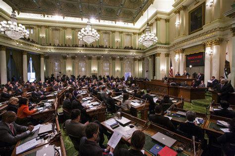 california state legislature opinions on california state legislature