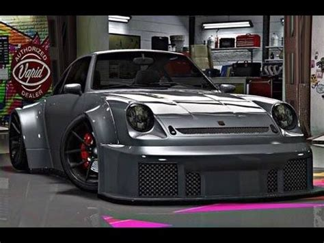 retro porsche custom gta 5 import export dlc elegy retro custom