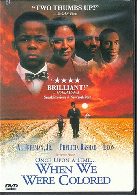 once upon a time when we were colored once upon a time when we were colored dvd 1995 dvd empire