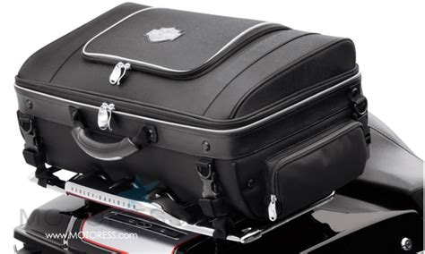 Motorcycle Rack Bag by Luggage Rack Bag From Harley Davidson Motorcycle