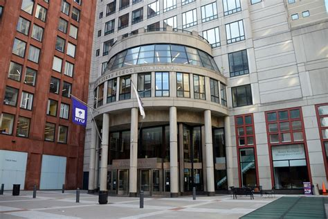 City Of New York Mba by 23 1 Nyu School Of Business New York Washington