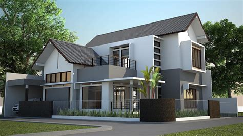 desain rumah tak depan sing belakang 30 gambar tak depan rumah minimalis 1 dan 2 lantai 2018