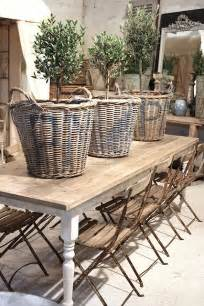 Flips Patio Rustic French Provence Decorating Ideas From Atelier De