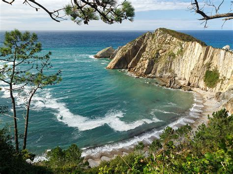 The Best Beaches in Spain and Portugal   Photos   Condé