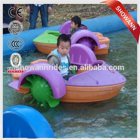 kids paddle boat colorful mini size kids boat aqua toy paddle boat buy