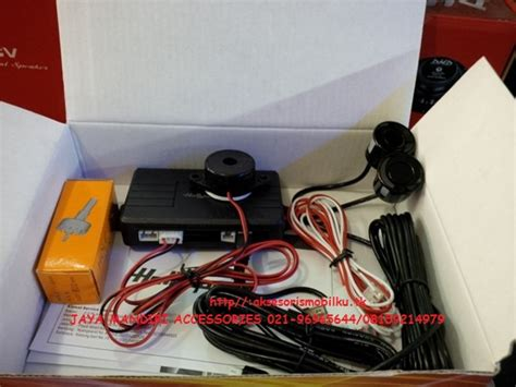 Sensor Parkir Mobil 2 Titik Universal All New Crv sensor parkir 2 titik jaya mandiri aksesoris