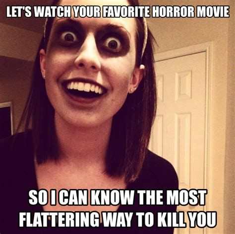 Horror Movie Memes - horror movie meme by scarymovie13 d6buper png 700 215 697