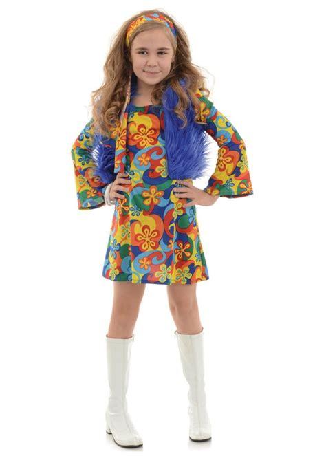 costumes kids costumes kids disco hippie costumes new 2014 costumes groovy gal disco hippie girls costume hippie costumes