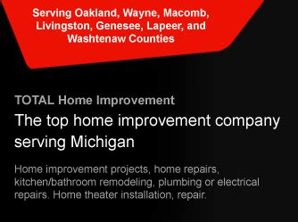 total home improvement wixom novi northville