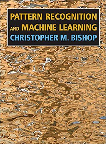 pattern recognition and machine learning vs elements of statistical learning quantitative finance reading list quantstart