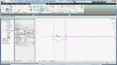 revit tutorial window family cadclip basic revit window family tutorial youtube