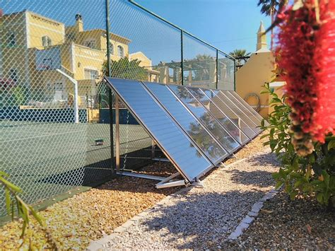 solar swing solar heated swing pool panels
