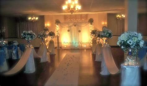 wedding and reception in same room ceremony reception in the same room do you think its tacky weddingbee